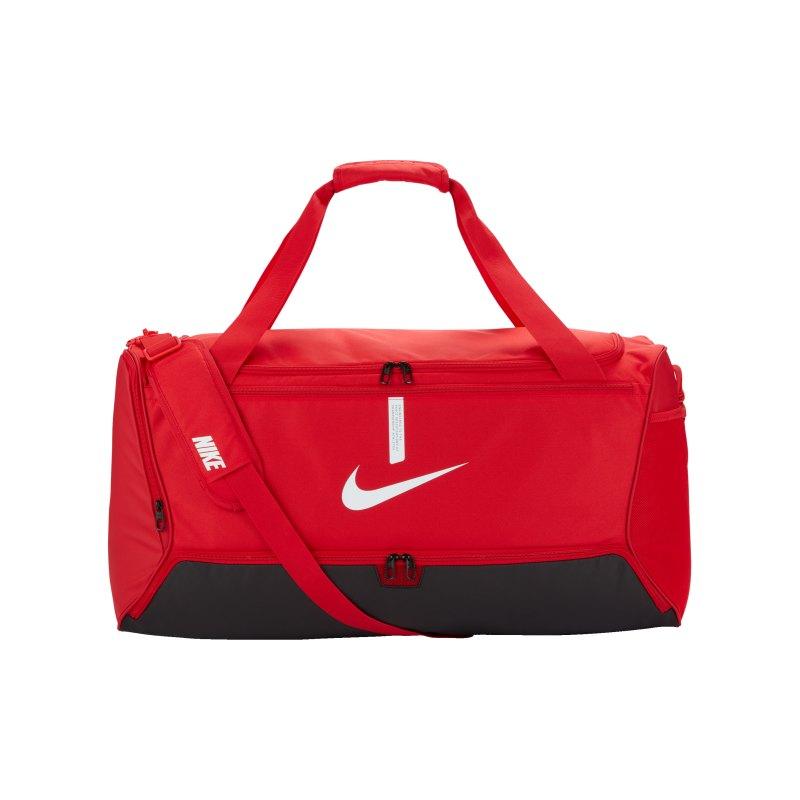 Nike Academy Team Duffel Tasche Large Rot F657 - rot