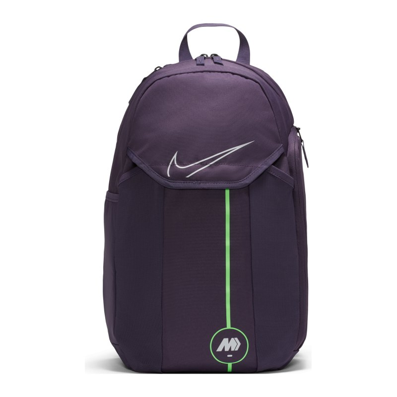 Nike Mercurial Rucksack Lila Grün F573 - lila