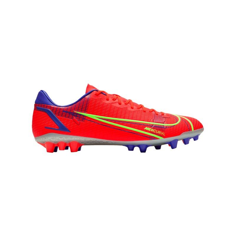 Nike Mercurial Vapor XIV Spectrum Academy AG Rot F600 - rot
