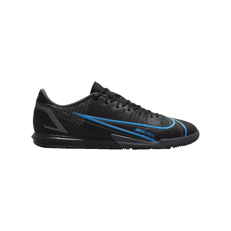 Nike Mercurial Vapor XIV Renew Academy IC Schwarz F004 - schwarz