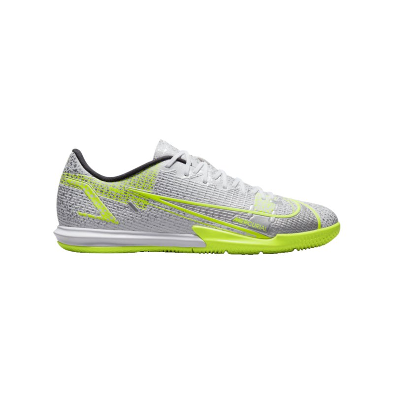 Nike Mercurial Vapor XIV Safari Academy IC Weiss F107 - weiss