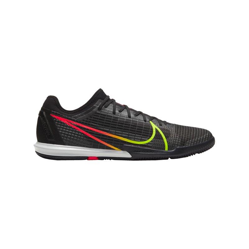 Nike Mercurial Zoom Vapor XIV Black X Prism Pro IC Schwarz F090 - schwarz