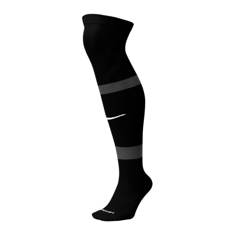 Nike Matchfit OTC Knee High Stutzenstrumpf F010 - schwarz