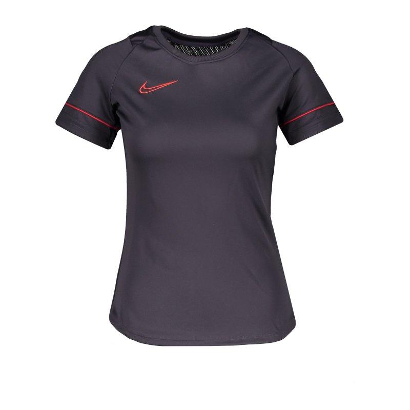 Nike Academy 21 T-Shirt Damen Lila F573 - lila