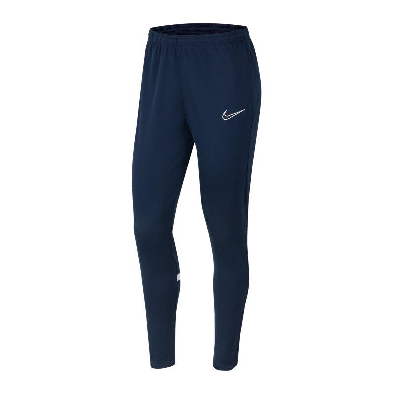 Nike Academy 21 Trainingshose Damen Blau F451 - blau