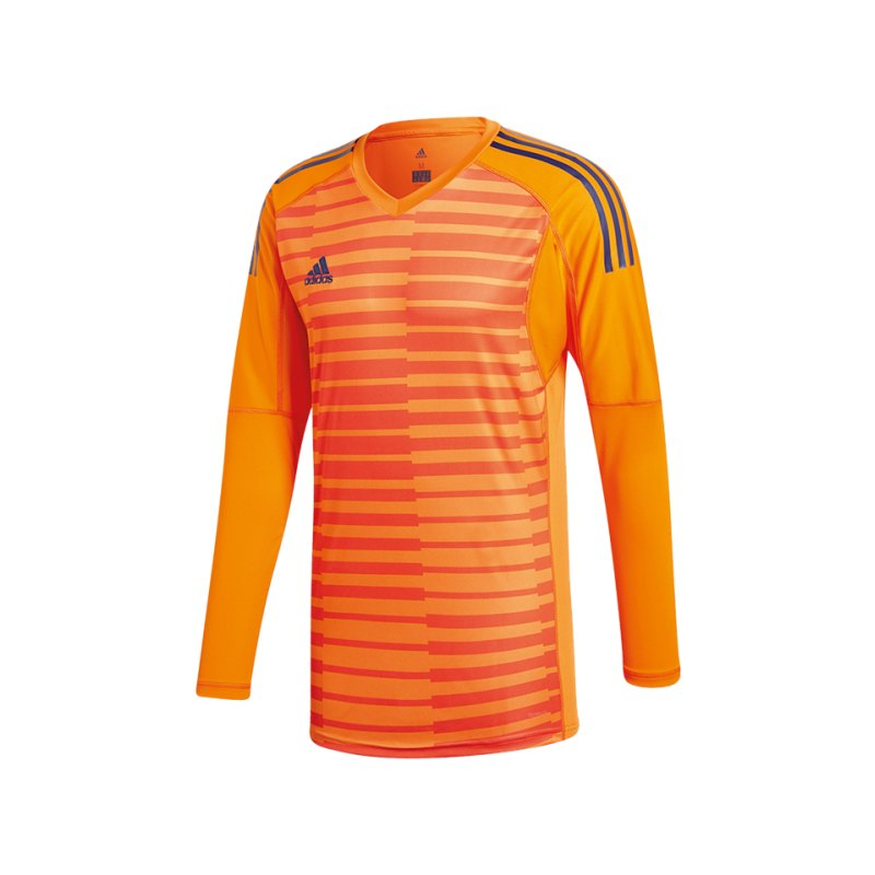 adidas AdiPro 18 Torwarttrikot lang Kids Orange - orange