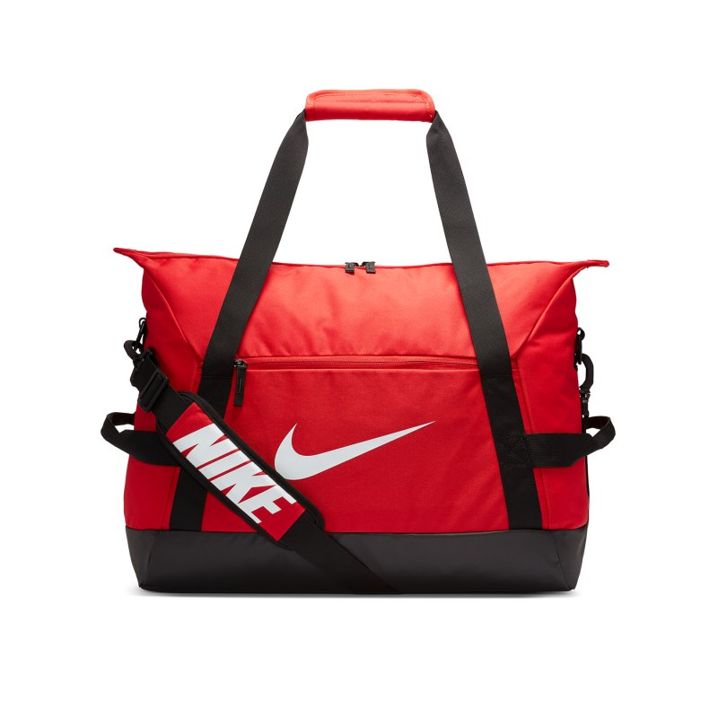 Nike Academy Duffle Tasche Medium Rot F657 - rot