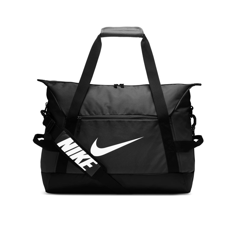 Nike Academy Duffle Tasche Medium Schwarz F010 - schwarz