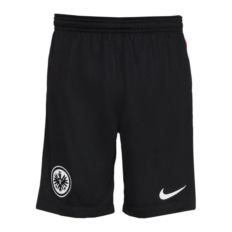 Nike Eintracht Frankfurt Short Home 2021/2022 Kids F010 - schwarz
