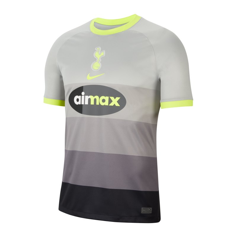 Nike Tottenham Hotspur Air Max Trikot 2020/2021 Kids Grau F090 - grau