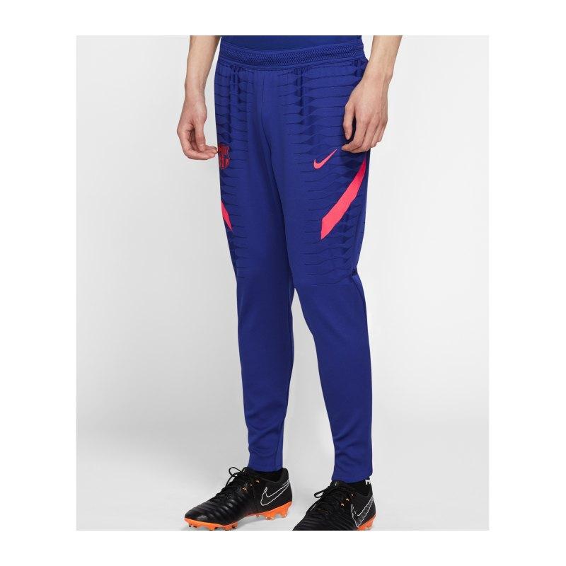 Nike FC Barcelona Vaporknit Trainingshose F455 - blau