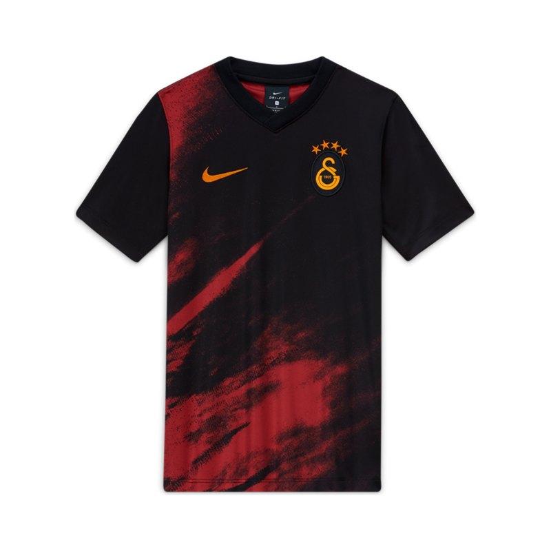 Nike Galatasaray Istanbul Traningsshirt Kids F836 - rot