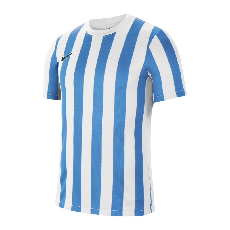 Nike Division IV Striped Trikot kurzarm Weiss F103 - weiss