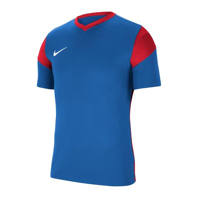 Nike Park Derby III Trikot Blau F464 - blau