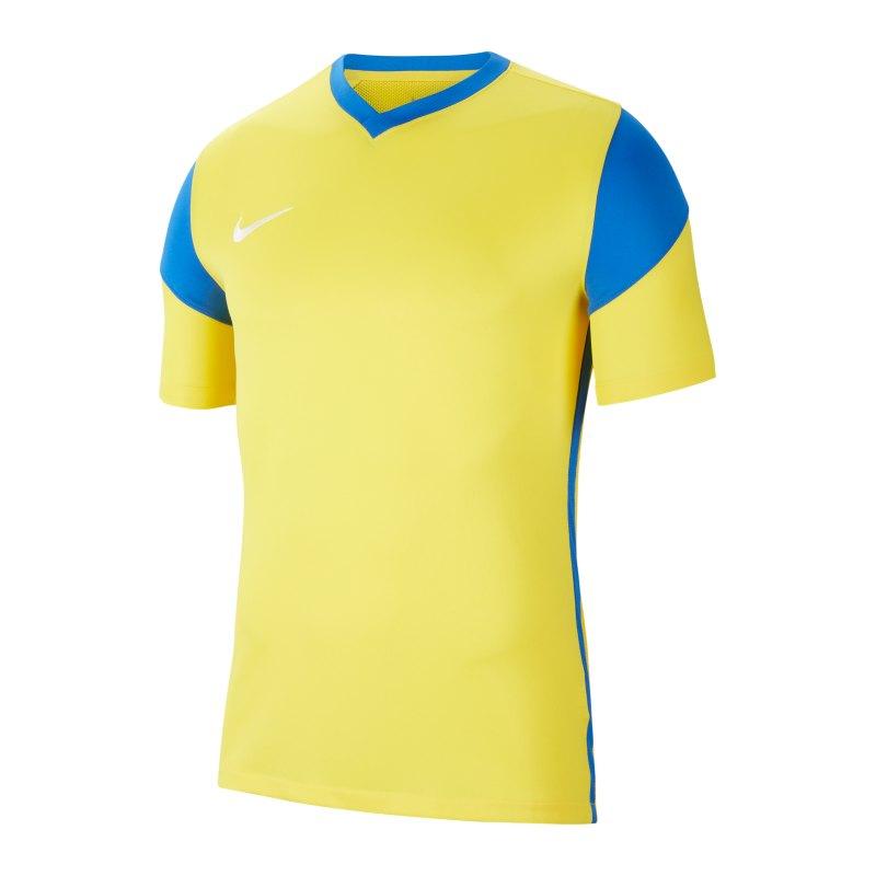 Nike Park Derby III Trikot Gelb F720 - gelb