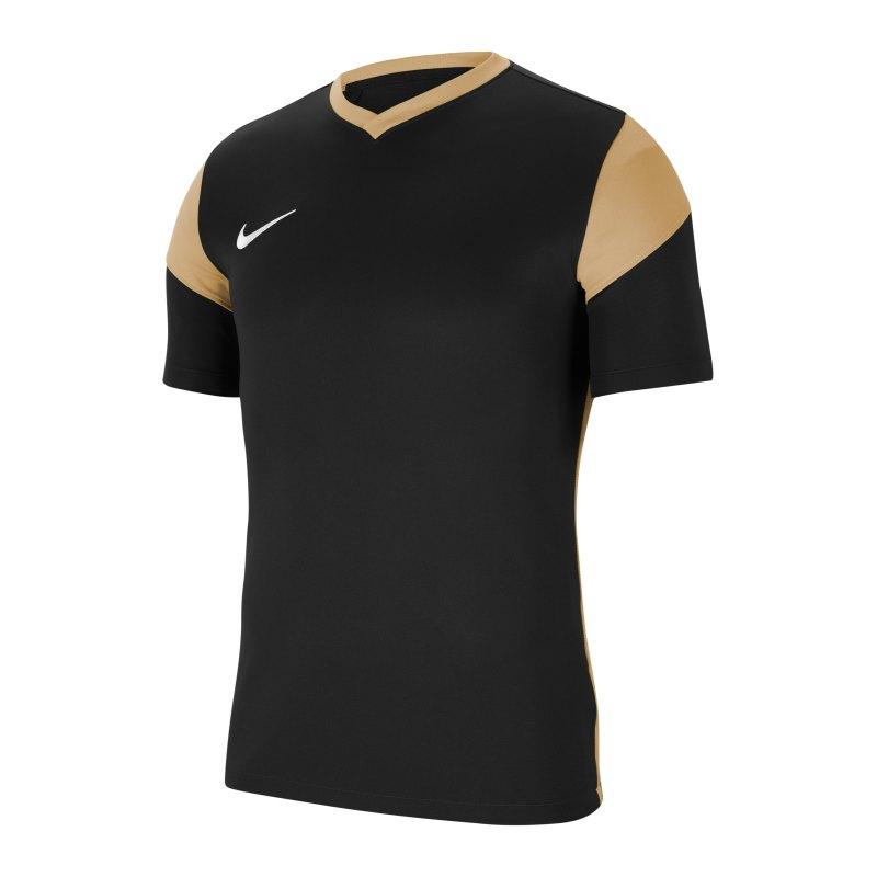 Nike Park Derby III Trikot Schwarz Gold F010 - schwarz