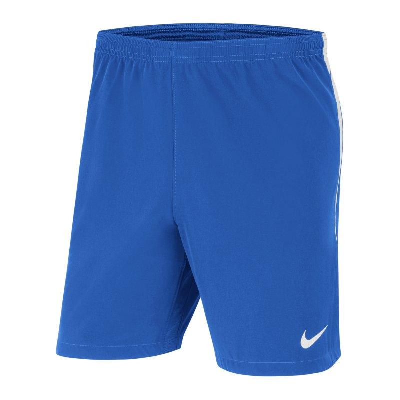 Nike Venom III Woven Short Blau Weiss F463 - blau