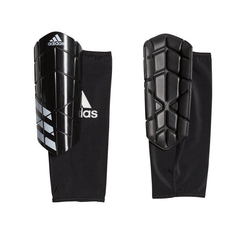adidas Ever Pro Schienbeinschoner Schwarz - schwarz