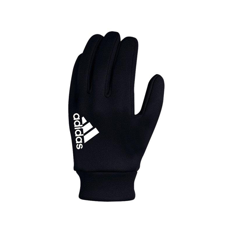 adidas Clima Proof Feldspielerhandschuh Schwarz - schwarz
