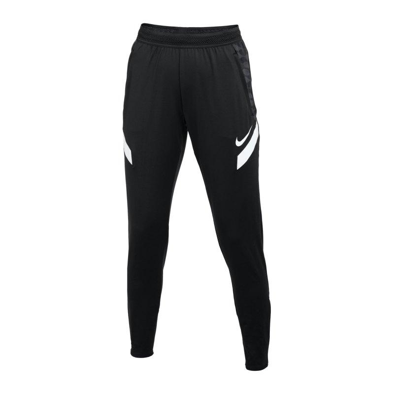 Nike Strike 21 Trainingshose Damen Schwarz F010 - schwarz