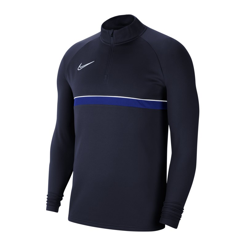 Nike Academy 21 Drill Top Kids Blau F453 - blau