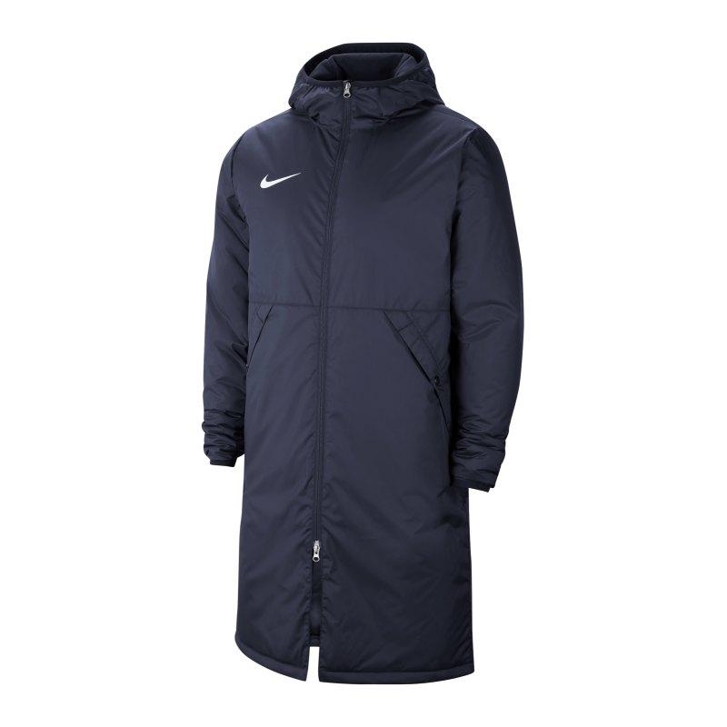 Nike Park 20 Winterjacke Blau F451 - blau