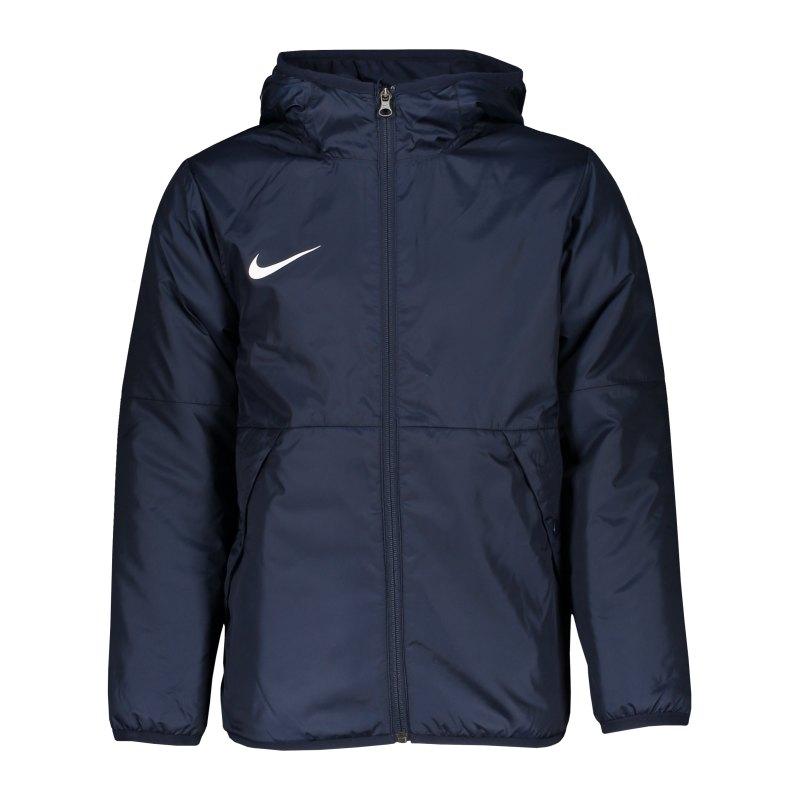 Nike Park 20 Repel Trainingsjacke Kids Blau F451 - blau
