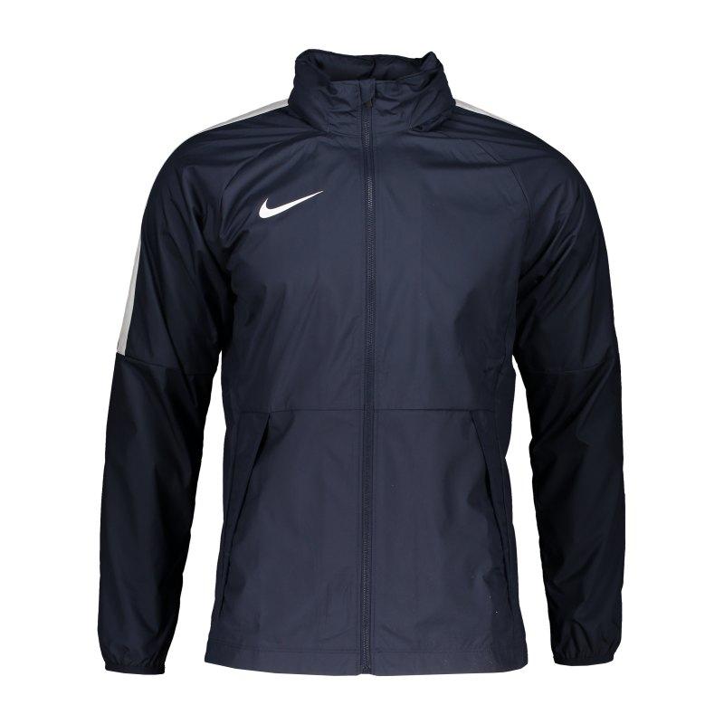 Nike Strike 21 Allwetterjacke Blau Weiss F451 - blau