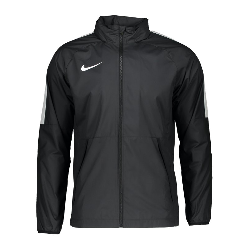 Nike Strike 21 Allwetterjacke Schwarz Weiss F010 - schwarz