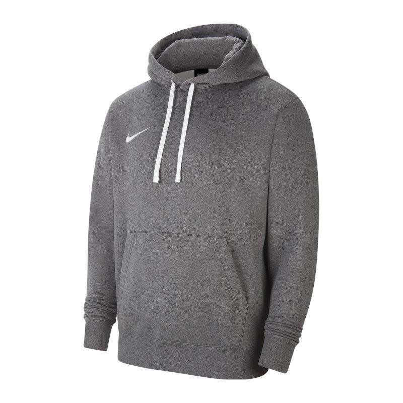 Nike Park 20 Fleece Hoody Grau Weiss F071 - grau