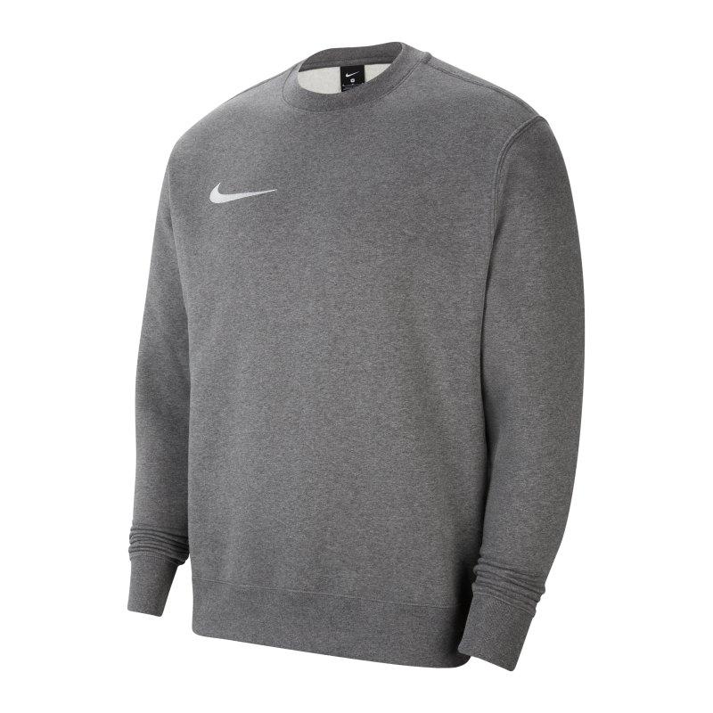 Nike Park 20 Fleece Sweatshirt Kids Grau F071 - grau