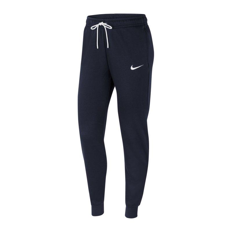 Nike Park 20 Fleece Jogginghose Damen Blau F451 - blau