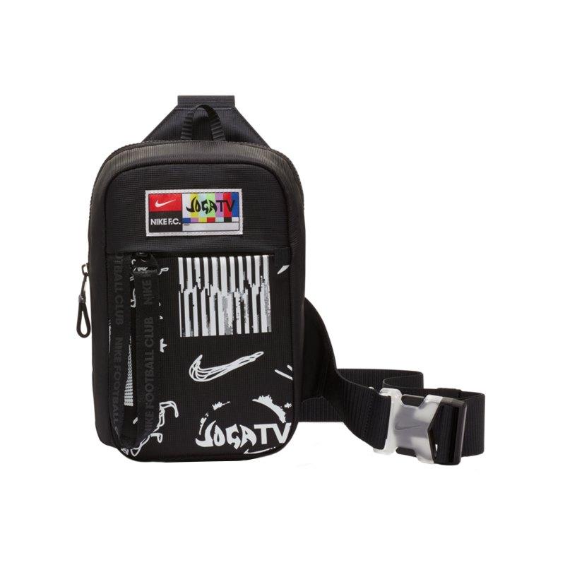 Nike F.C. Essentials Hip Pack Joga Bonito F011 - schwarz