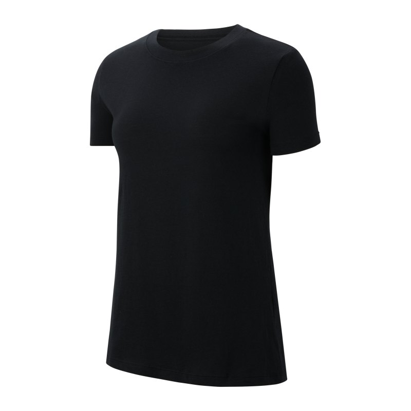 Nike Park 20 T-Shirt Damen Schwarz Weiss F010 - schwarz