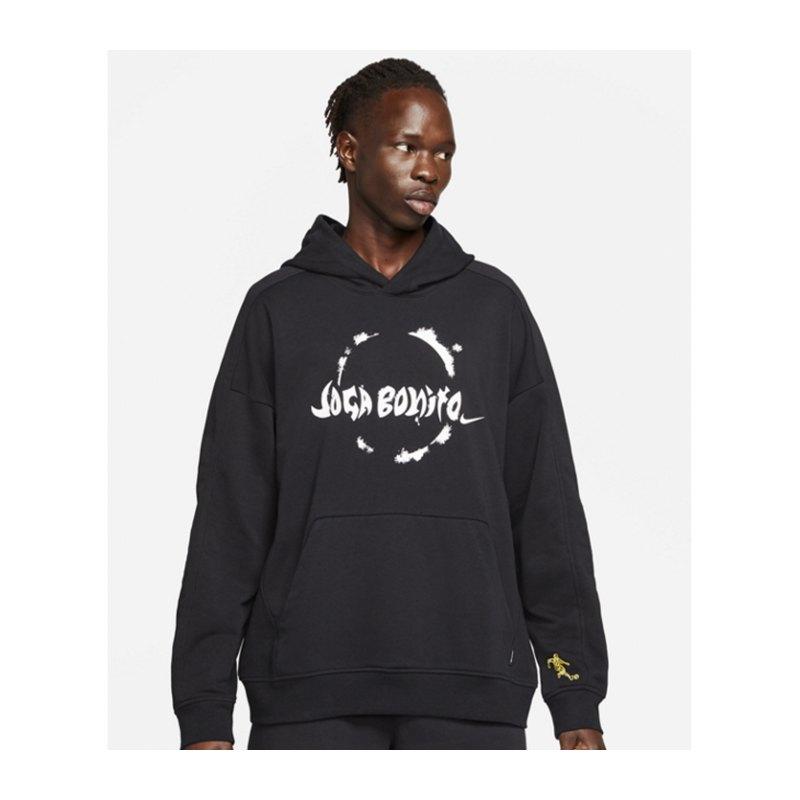 Nike F.C. Joga Bonito Hoody Schwarz F010 - schwarz