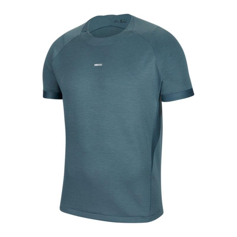 Nike F.C. Elite T-Shirt Grün F393 - gruen