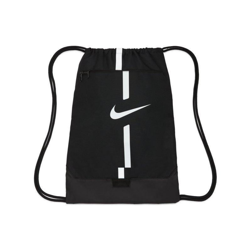 Nike Academy Gymsack Schwarz F010 - schwarz