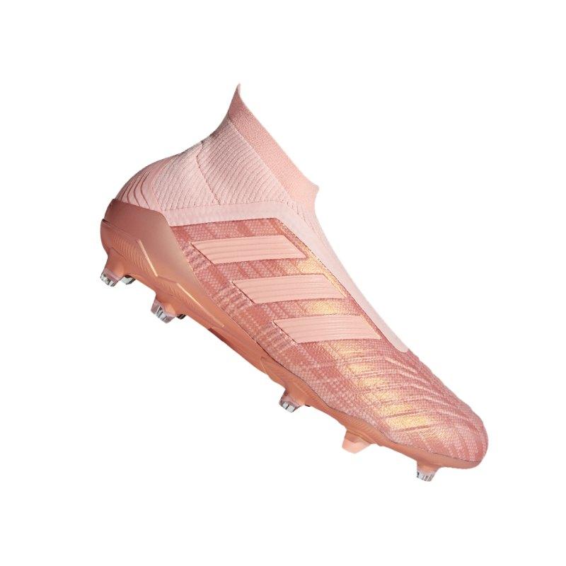 adidas Predator 18+ FG Rosa - rosa
