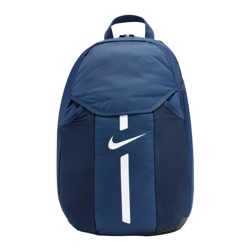 Nike Academy Team Rucksack Blau F411 - blau