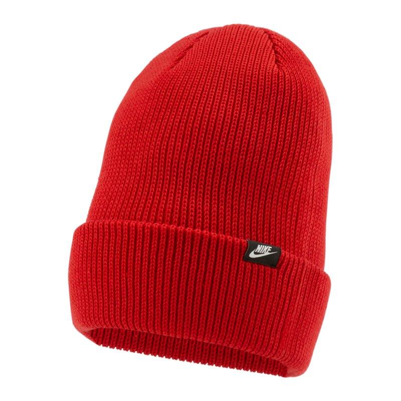 Nike Mütze Rot F657 - rot