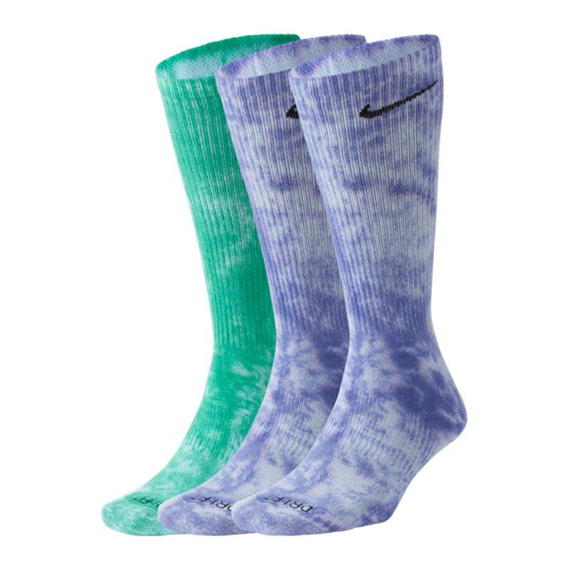 Nike Everyday Plus Cush Crew 2er Pack Socken F903 - mehrfarbig