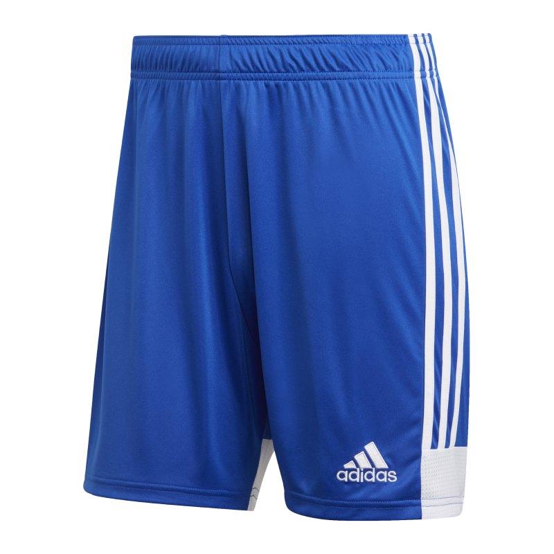 adidas Tastigo 19 Short Blau Weiss - blau