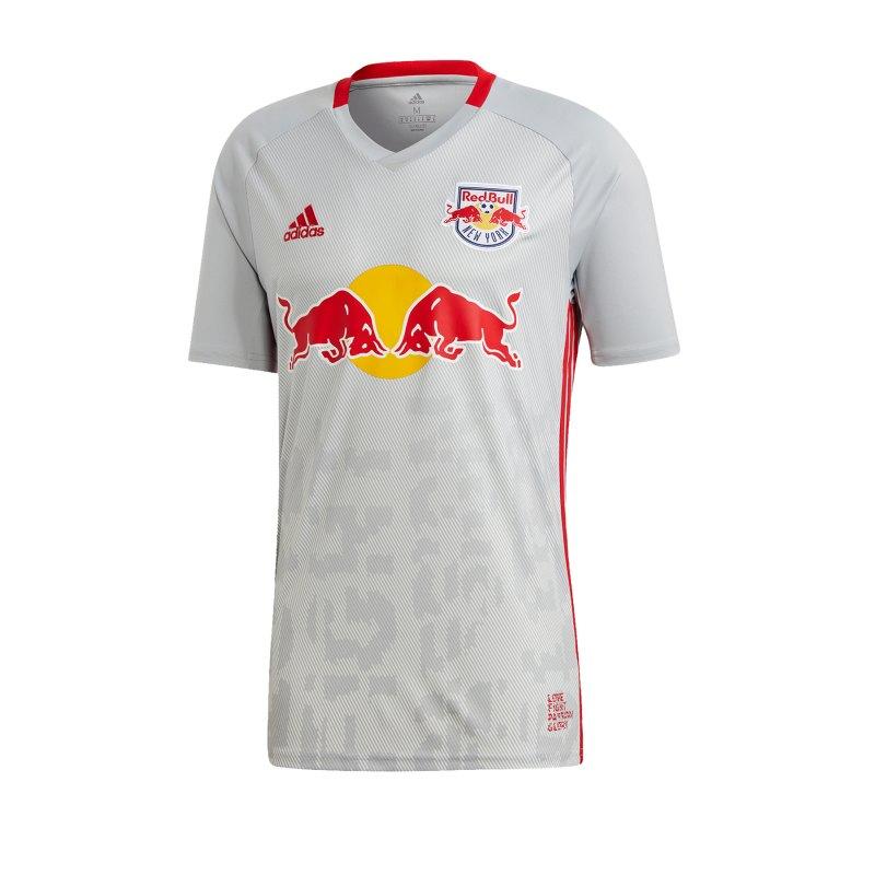 adidas Red Bull New York Trikot Home 18/19 Weiss - weiss