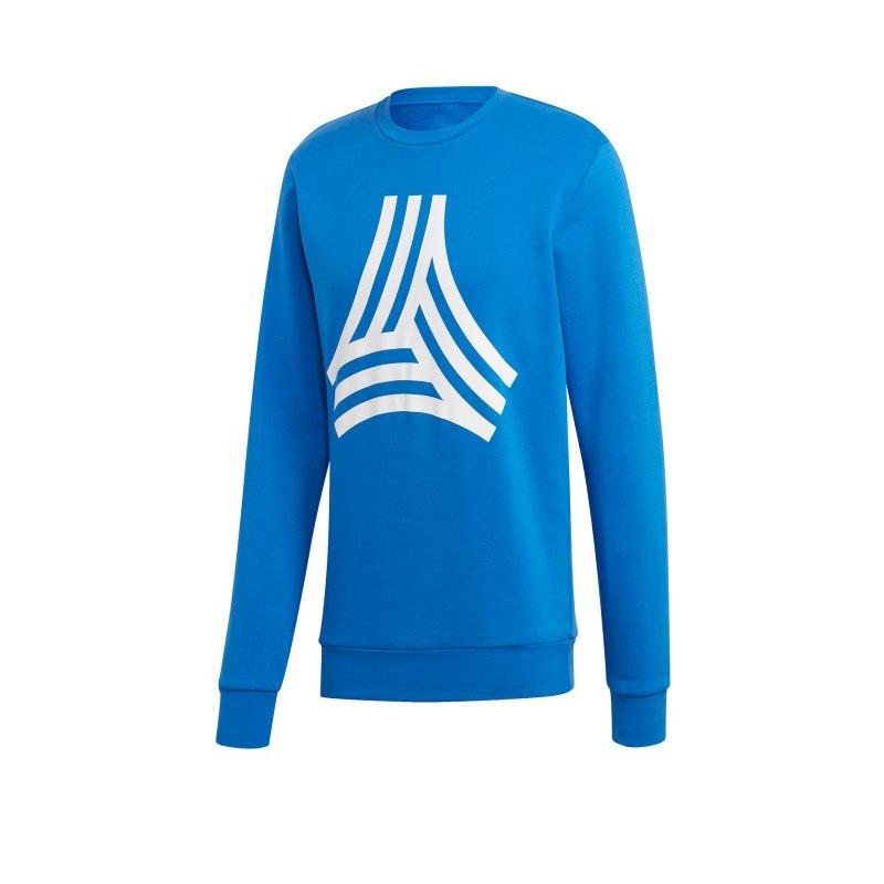 adidas Tango Graphic Sweatshirt Blau - blau