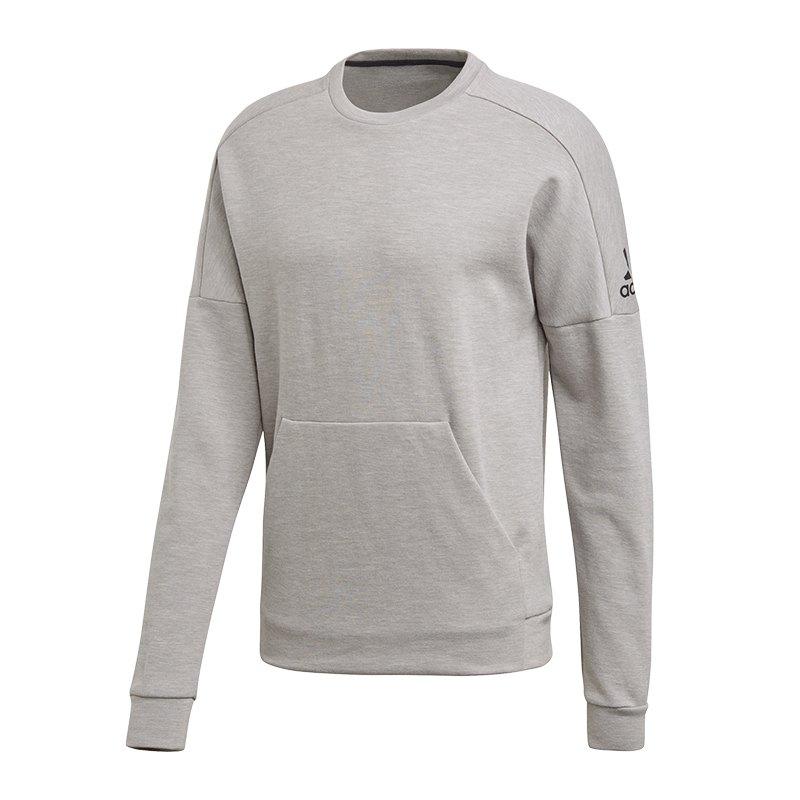 adidas ID Stadium Sweatshirt Grau - grau