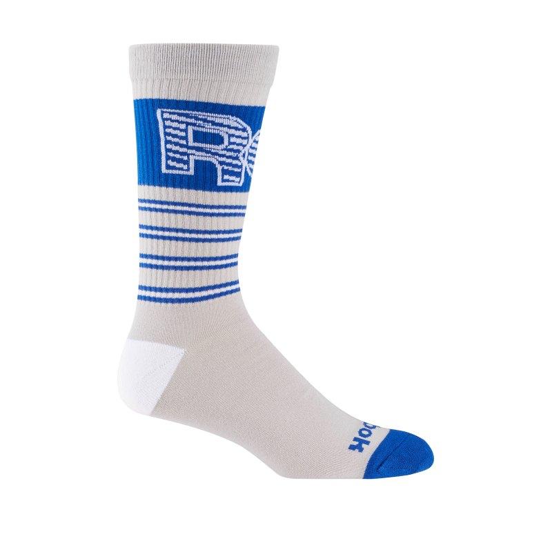 Reebok Classics Basketball Crew Socken Grau - grau