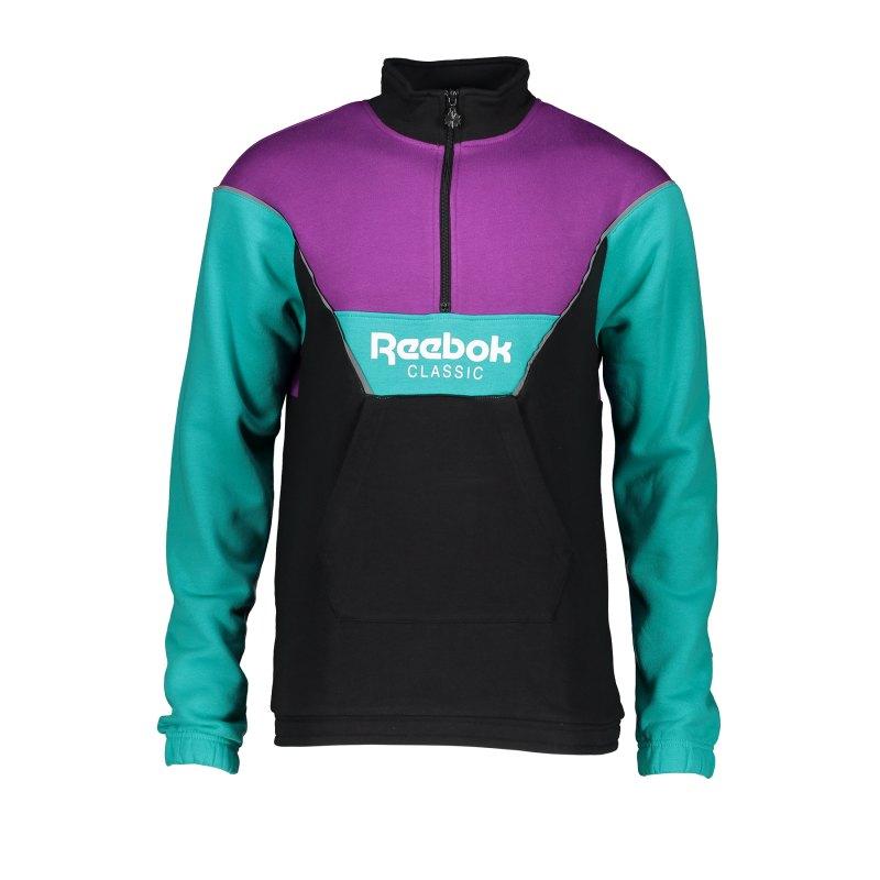 Reebok Classics F CLR OTH HZ Sweatshirt Grün - gruen