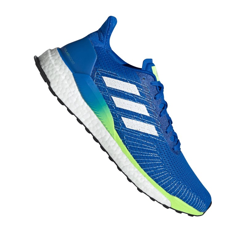 adidas Solarboost 19 Running Blau - blau