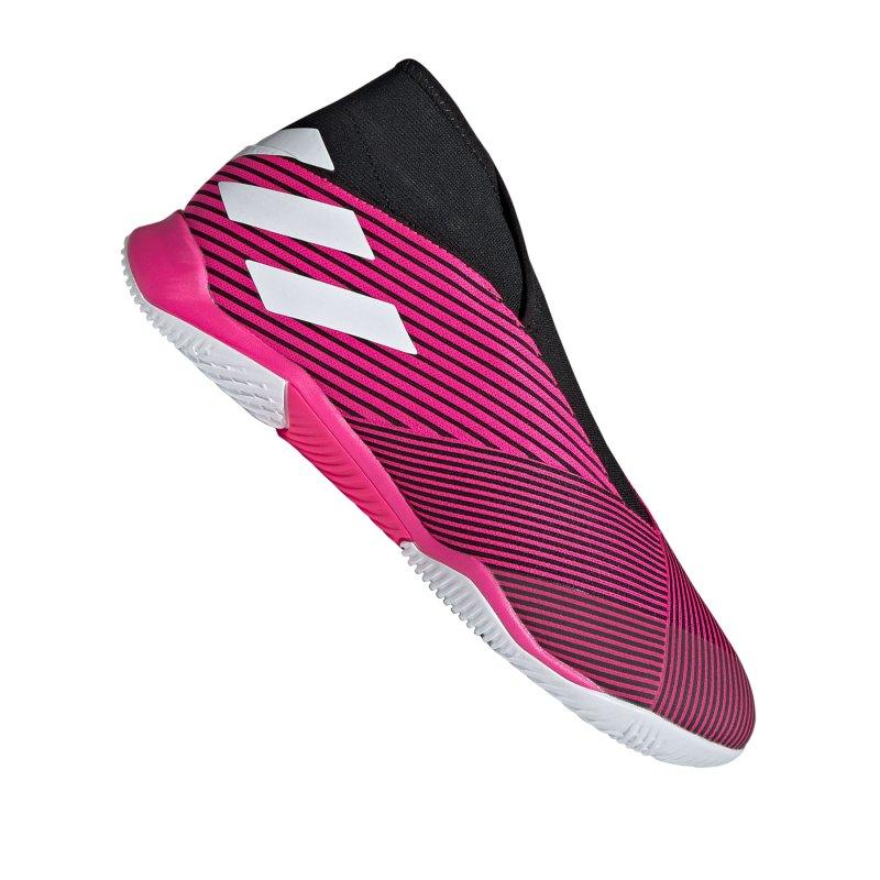 adidas NEMEZIZ 19.3 LL IN Halle Pink - pink