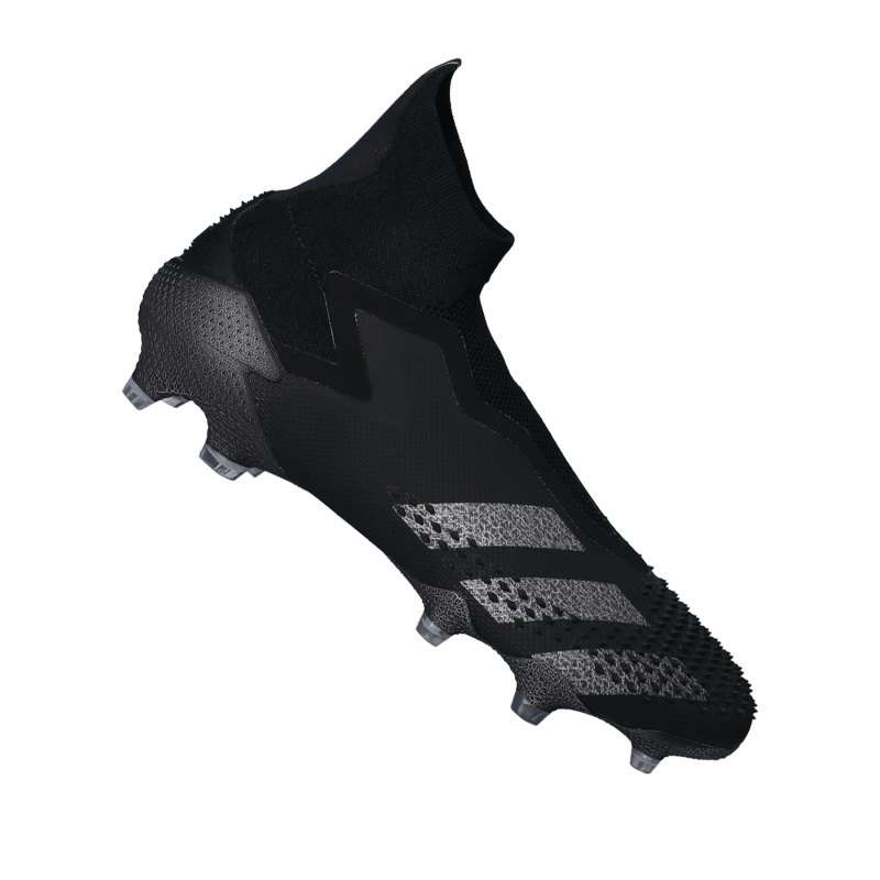 adidas Predator 20+ FG Schwarz - schwarz